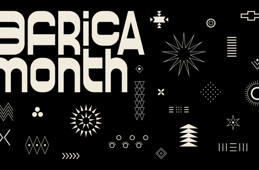 Apple Music Launches Africa Month celebration