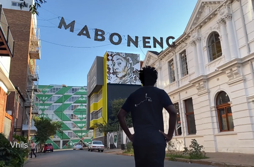 Take A Virtual Street-Art Tour of Maboneng With Curiocity