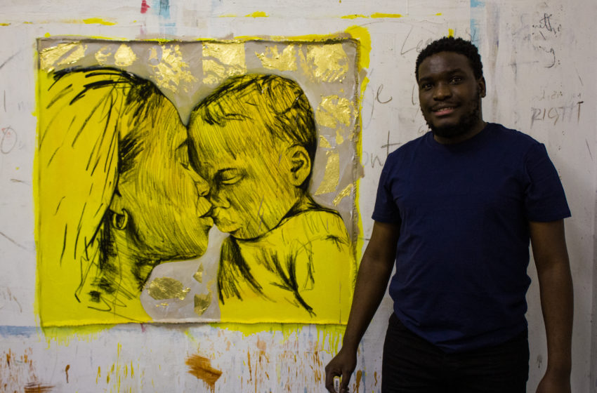 Greatjoy Ndlovu's Artwork To Raise Funds For Operation Smile South Africa