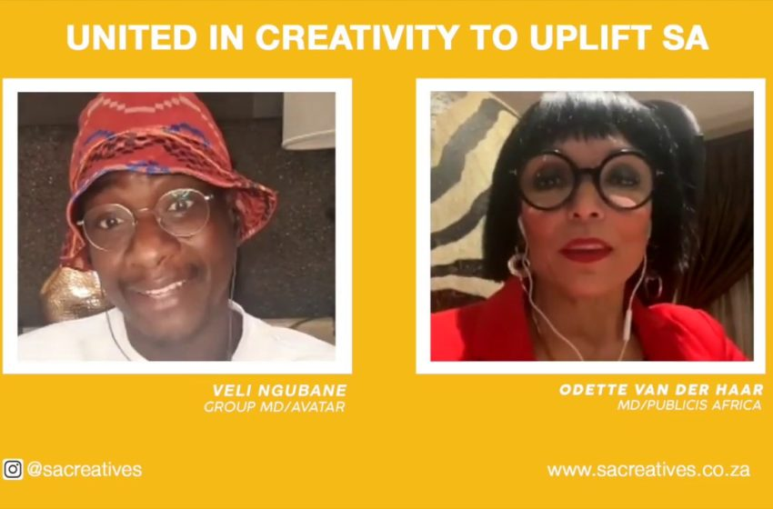 ICYMI: United In Creativity Hosted By Veli Ngubane