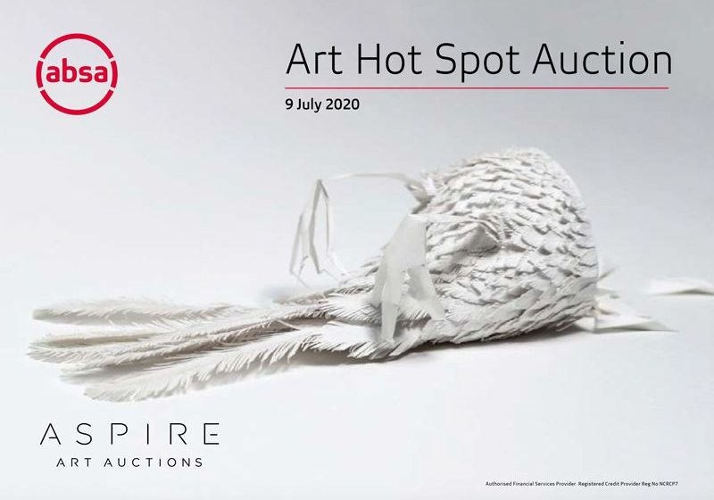 Absa Art Partners With Aspire Art Auctions In Aide Of Covid-19