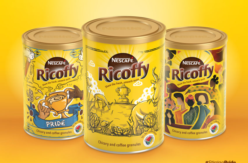 Young South Africans And NESCAFÉ Ricoffy Celebrate Heritage Day