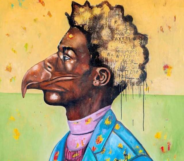 Meet Self-Taught Artist Khaya Sineyile