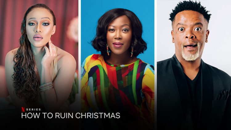 NETFLIX Announces An African Original Holiday Special