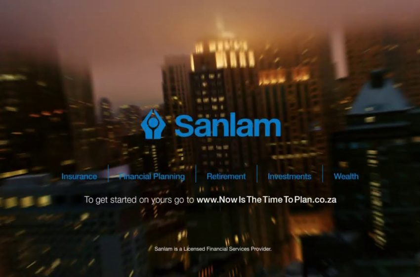 Sanlam's Latest TV Commercial Sums Up 2020