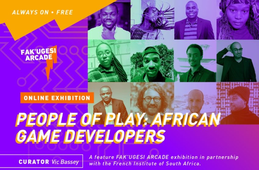 African Gaming Takes Centre Stage At Fak'ugesi Digital Innovation Festival