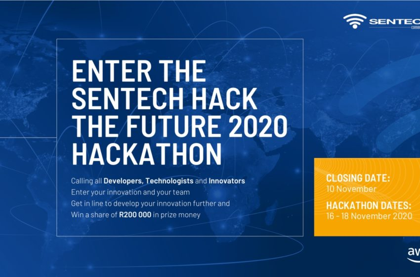 """The SENTECH Hackathon Is A Clarion Call For Innovators To """"Hack"""" The Future"""