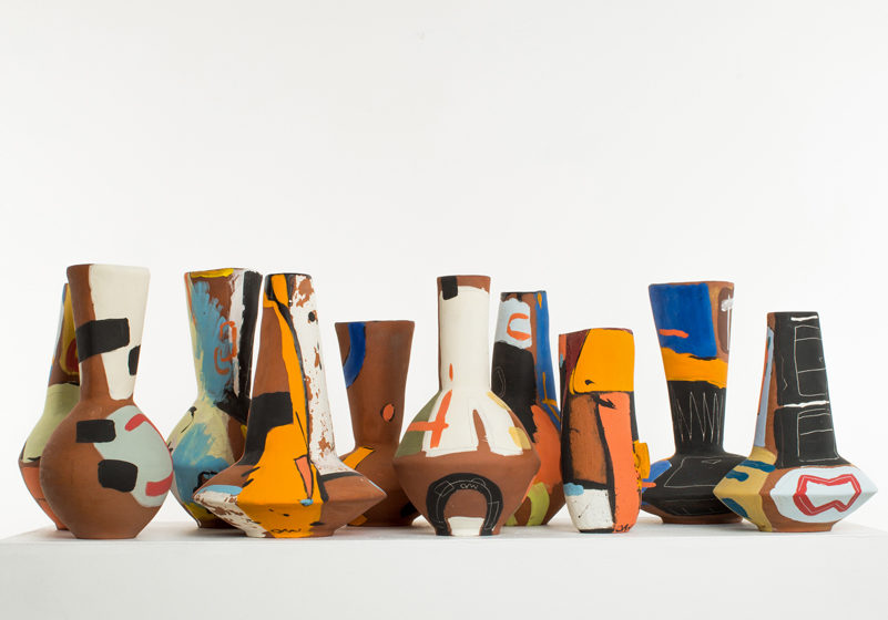 """Checkout """"Re-Imagining Clay In South Africa In The 21st Century"""" At Ebony/Curated"""