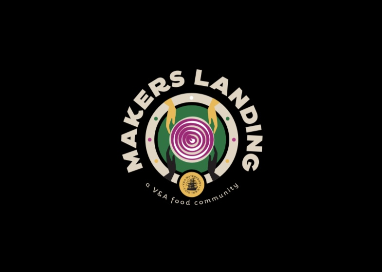 Young Creatives Collaborate On Makers Landing Visual Identity
