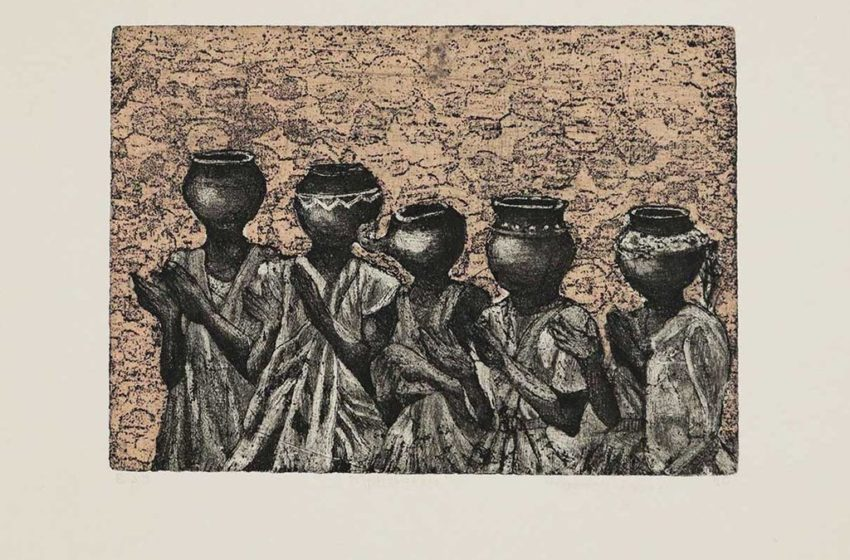 I/24 = (UN)MASKED: An Exhibition Of Prints By APS 3rd Year Students