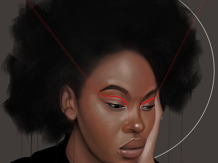 Meet Digital Artist Lethabo Huma