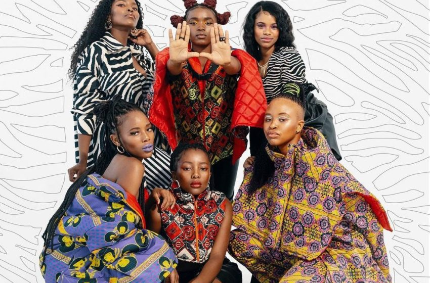 This is 4IAM, a collective musical voice, a girl band