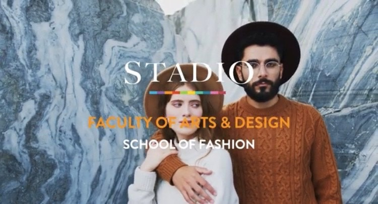 Stadio School of Fashion's annual fashion show goes online with trendy 'lookbook'