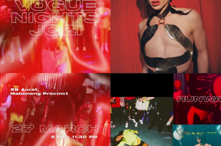 Vogue Nights Jozi, Be There