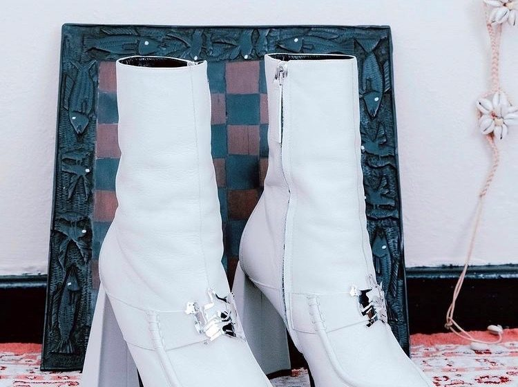 Thebe Magugu's Sunday Best Boot