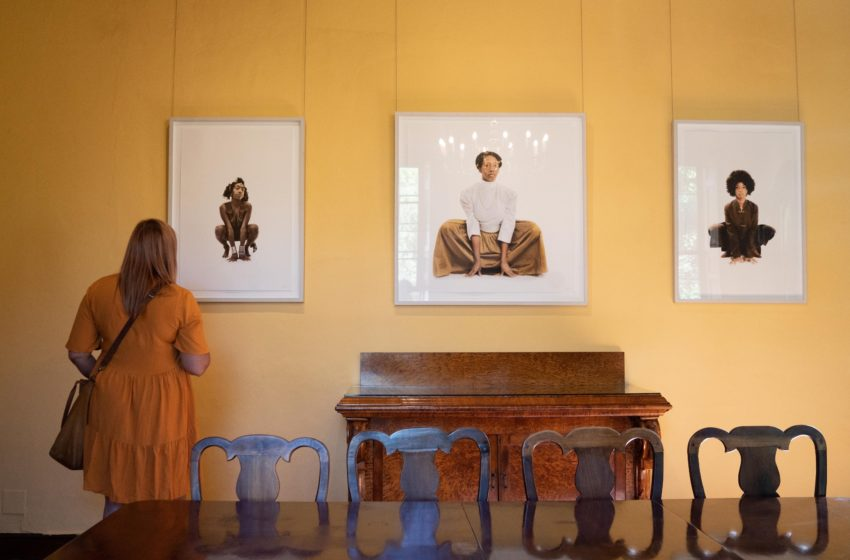 TOP SOUTH AFRICAN ARTISTS SHOWCASED AT SPIER'S MANOR HOUSE