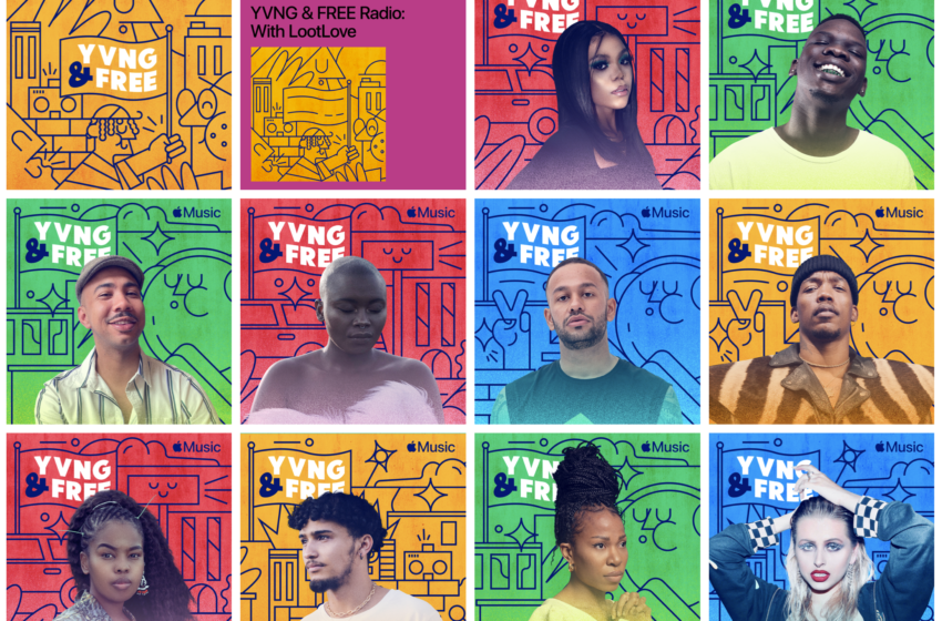 Apple Music launches YVNG & FREE campaign to celebrate Youth Month