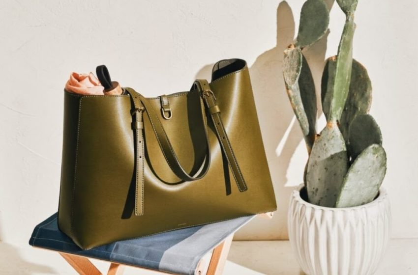 Introducing Pro Planet Collection By The Fossil Group Featuring Cactus Leather Totes & Solar-Powered Watch