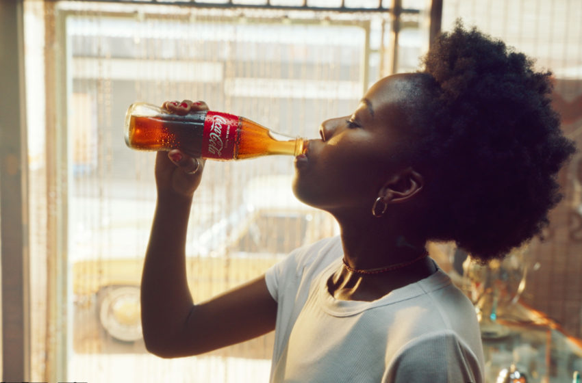 Coca-Cola's salute to South Africa's Amapiano music directed by Sam Coleman